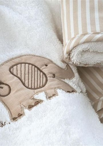 Embroidered Kids Towel Collection Details