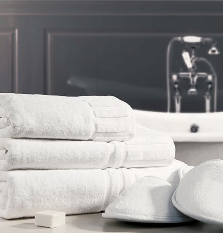 DM 653   Delux Hotel Towels