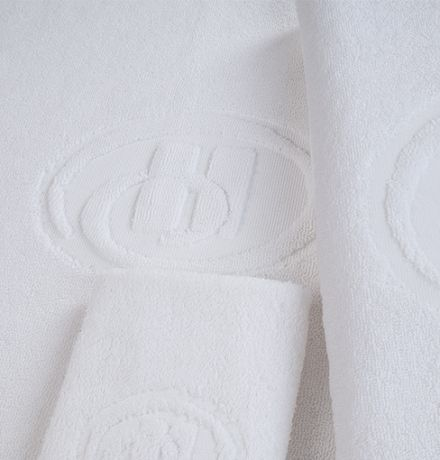 Personalized Hotel Towels