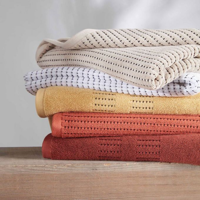 Textured Towels